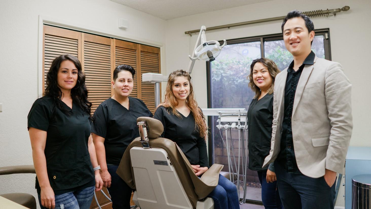 Yucaipa Family Dental Staff